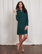 Elizabeth Shirt Dress Glade Women Boden