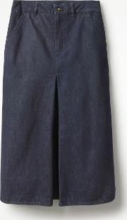 Mira Denim Skirt Denim Women