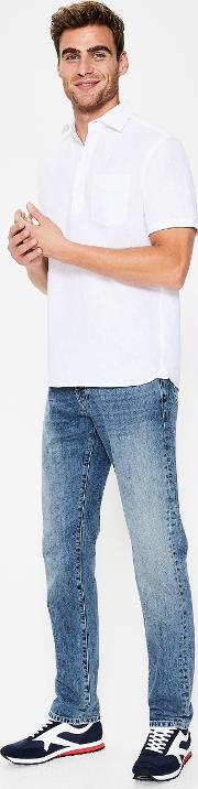 Slim Leg Jeans Denim Men