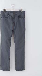 Slim Leg Stretch Jean Slate Men