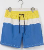 Swimshorts Summer Colourblock Men