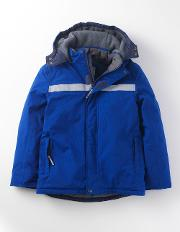 All Weather Jacket  Boys Boden