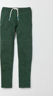 Warrior Knee Sweatpants Country Green Boys Boden