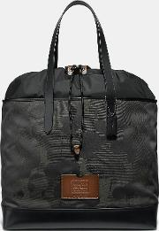 Academy Travel Tote With Wild Beast Print