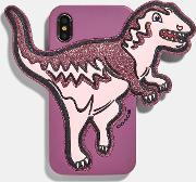 Iphone Xxs Case With Rexy