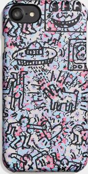 X Keith Haring Iphone Case