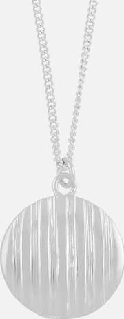 Men's Collier Rayure Necklace