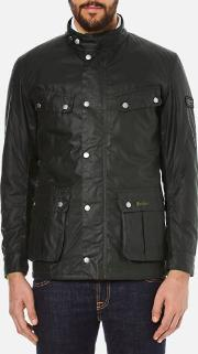 Men's Duke Wax Jacket Sage