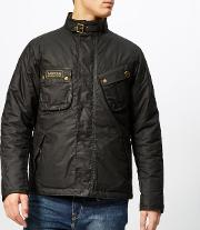 Men's Lever Wax Jacket
