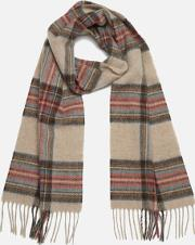 Women's Country Check Scarf