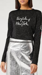 Women's Fairytale Of New York Sparkle Jumper
