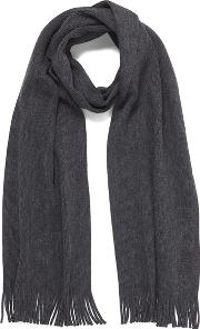 C Albas Scarf Charcoal