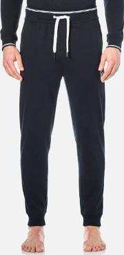 Men's Cuffed Jogging Pants Navy