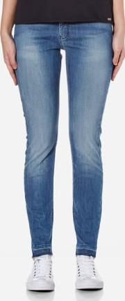Women's Orange J10 Florida Jeans