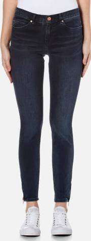 Women's Orange J10 Irvine Jeans Dark