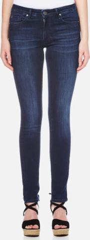 Women's Orange J20 Jeans Navy W27l32 Navy