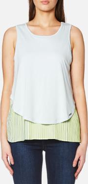 Women's Talayer Layered Top Light Pastel