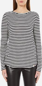 Women's Terstripe Long Sleeve Top Multi Xs Multi