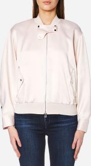 Women's Sanicas Bomber Jacket Cloud