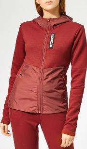 Women's Full Zip Hoody