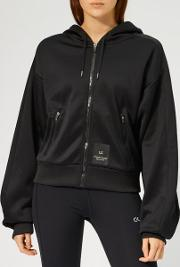 Women's Full Zip Run Hoody