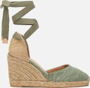 Women's Carina Espadrille Wedged Sandals