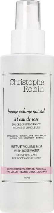 Instant Volumising Mist With Rose Water 150ml