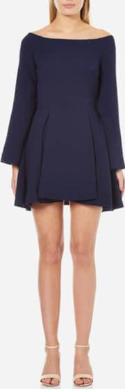 Women's Lous Places Dress Navy