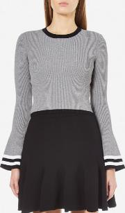 Women's There Is A Way Long Sleeve Stripe Jumper