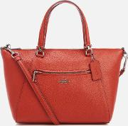 Women's Prairie Satchel Terracotta