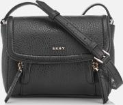 Women's Chelsea Vintage Mini Messenger Bag Black