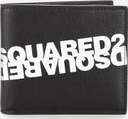 Men's Mirror Logo Wallet