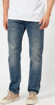 Men's Ed 55 Regular Tapered Jeans Sandpiper Clean Wash W36l32