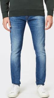 Men's Ed-85 Slim Tapered Jeans
