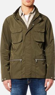 Men's Field Jacket Military