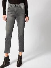 Women's Le High Straight Fit Jeans