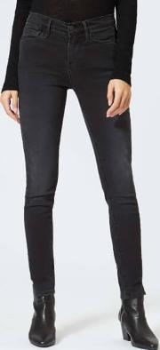 Women's Le Skinny Coated Jeans