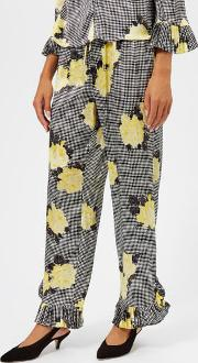 Women's Calla Silk Trousers
