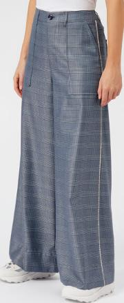 Women's Merkel Wide Leg Trousers