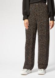 Women's Mullin Georgette Trousers