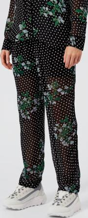 Women's Rometty Georgette Trousers