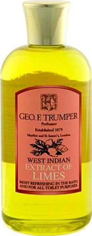 Geo. F. Trumper Extracts Of Limes Bath And Shower Gel 200ml