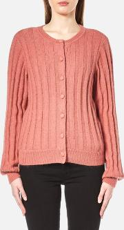 Women's Maybell Cardigan Canyon Rose