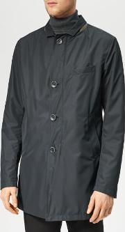 Men's Zip Car Coat