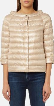 Women's Cape Woven Jacket With 34 Sleeves