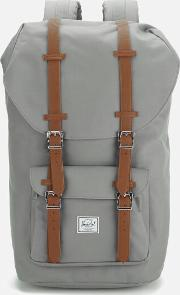 . Little America Backpack Greytan Synthetic Leather