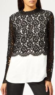 Women's Cilacy-1 Lace Detailed Blouse