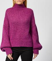 Women's Sacia Oversized Knitted Jumper