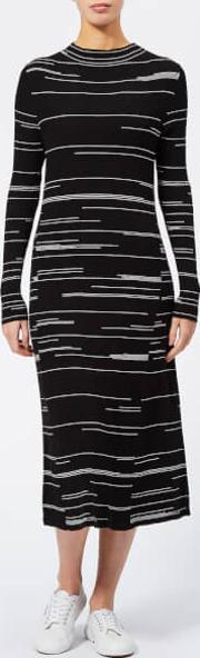 Women's Silby Fitted Knitted Dress
