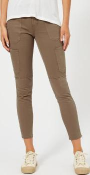 Women's Skinny Utility Trousers